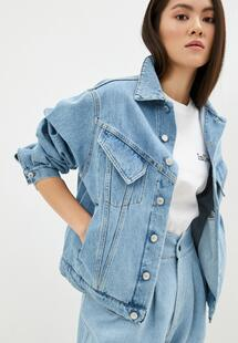 Куртка джинсовая FORTE DEI MARMI COUTURE 20sf5352