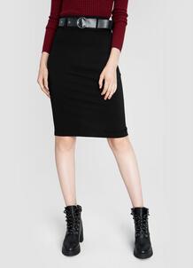 Трикотажная юбка миди с ремнём O`Stin 181667590299