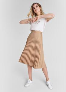 Плиссированная юбка O`Stin 181666980299