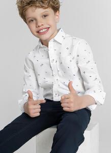 Рубашка для мальчиков O`Stin 181373090299