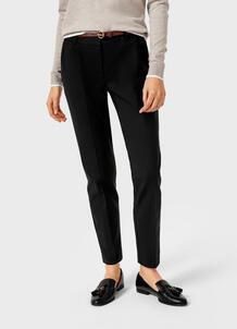 Хлопковые брюки с ремнём O`Stin 176815060299