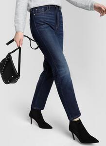 Прямые джинсы премиум с высокой посадкой O`Stin 178345570299