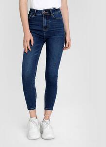Узкие джинсы с высокой талией O`Stin 179463920299