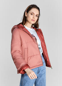Лёгкая куртка с принтованной подкладкой O`Stin 179881320299
