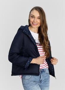 Лёгкая куртка с принтованной подкладкой O`Stin 179881340299