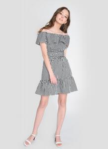 Платье с открытыми плечами O`Stin 180811500299