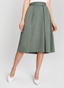 Структурная юбка А-силуэта O`Stin 180144280299