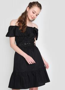 Платье с открытыми плечами O`Stin 180811430299