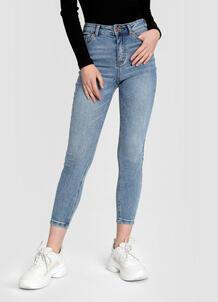 Узкие джинсы с высокой талией O`Stin 179464070299