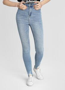 Суперузкие премиум-джинсы с высокой посадкой O`Stin 179921190299