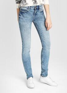 Узкие премиум-джинсы с винтажной стиркой O`Stin 179920730299