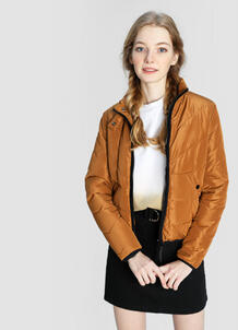 Короткая утеплённая куртка O`Stin 179881610299