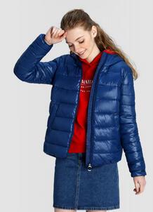 Ультралёгкая куртка с капюшоном O`Stin 179879740299