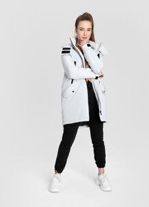 Утеплённая куртка с водозащитными молниями O`Stin 179384390299