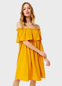 Платье с открытыми плечами O`Stin 176198370299