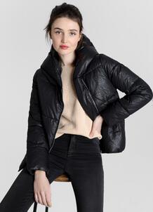 Утеплённая куртка с капюшоном O`Stin 179382810299