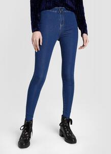Суперузкие джинсы с высокой посадкой O`Stin 179471180299