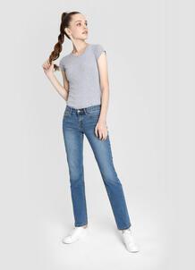 Базовые джинсы Straight Fit O`Stin 161272110299