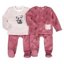 Комплект из 2 раздельных пижам LaRedoute 35018282115