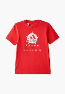 Футболка Adidas AD002EBHZUU8CM140