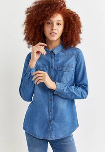 Рубашка джинсовая SPRINGFIELD SP014EWHWLO4E360