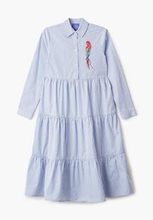 Платье Stella Jean Kids ST076EGHTUY2K8Y