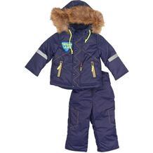 Комплект куртка/брюки Аврора Робби, цвет: темно-синий Avrora 11913718