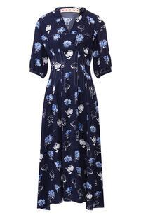 Платье из вискозы Marni 10488355