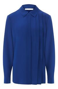 Шелковая блузка Boss Orange 10523144