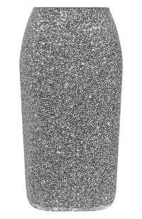 Шелковая юбка Escada 10518364