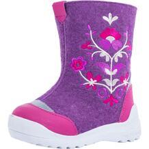 Валенки Котофей, цвет: фиолетовый 11861134