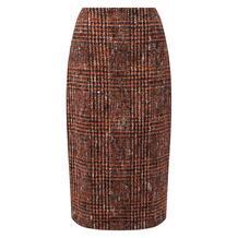 Шерстяная юбка Kiton 10381913