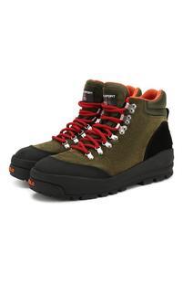 Замшевые ботинки Polo Ralph Lauren 10520458