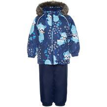 Комплект куртка/полукомбинезон Huppa Avery, цвет: синий 10866962