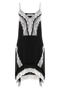 Платье из смеси вискозы и шелка IRO 8385278