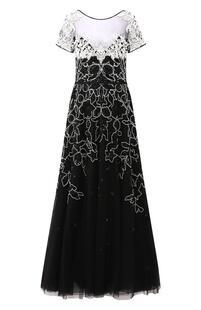Платье-макси ZUHAIR MURAD 10259094
