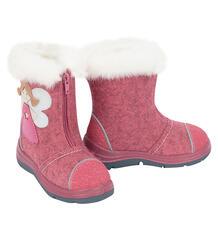 Валенки Котофей, цвет: розовый 7484029