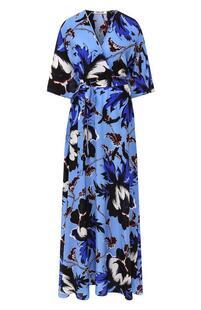 Шелковое платье DIANE von FURSTENBERG 7280769