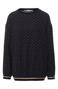 Пуловер из смеси вискозы и шелка Stella Mccartney 6833812