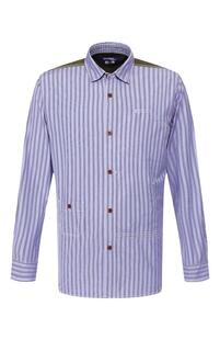 Хлопковая рубашка Junya Watanabe 9446723