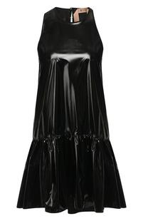 Платье с оборкой No. 21 9416798