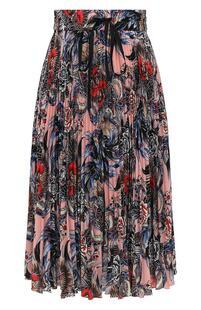 Плиссированная юбка REDVALENTINO 9222968