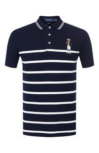 Хлопковое поло Polo Ralph Lauren 9278478