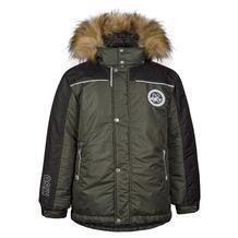 Куртка Kisu, цвет: зеленый 10981616