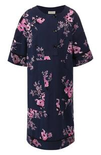 Хлопковое платье Dries Van Noten 9289916