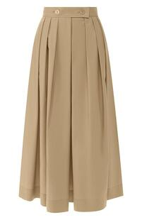Хлопковая юбка Escada 8302720