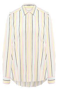 Шелковая рубашка Van Laack 8962750