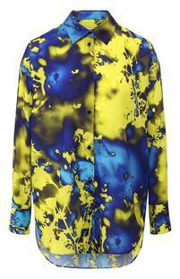 Рубашка с принтом MSGM 8966509