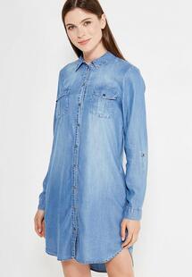 Платье джинсовое Vero Moda VE389EWUKA52INS