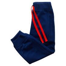 Брюки Takro, цвет: т.синий/красный 11137994